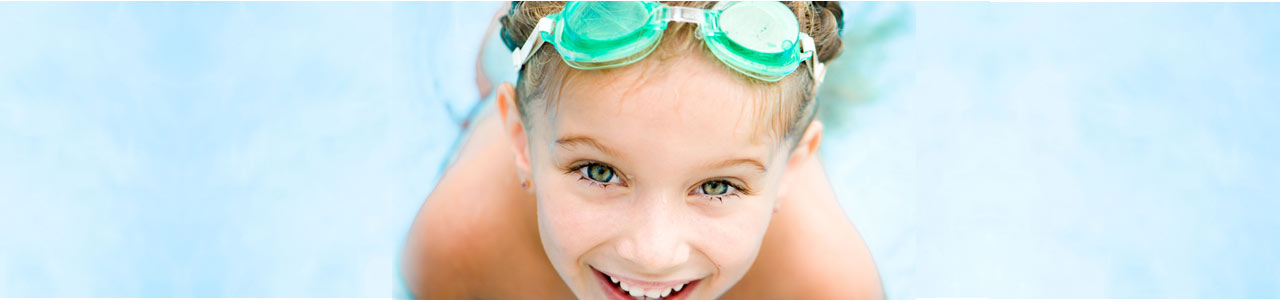 summer swimming courses at our safe, private, heated swimming pools